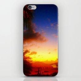 Caribbean Sunset, St. Maarten iPhone Skin