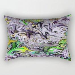 Marble Surface Rectangular Pillow
