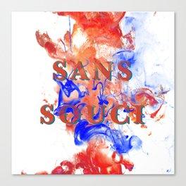 Sans Souci Canvas Print