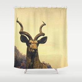 Hi, I am kudu Shower Curtain