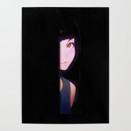 Mysterious Beautifull Girl Poster
