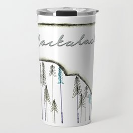 Cackalacky. Travel Mug