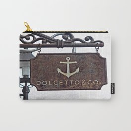 Anchor Sign Carry-All Pouch