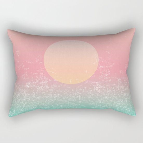 Convergence Rectangular Pillow