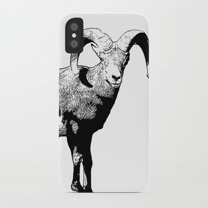 Ram Stamp  iPhone Case