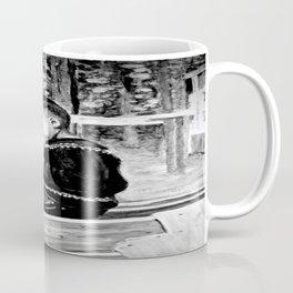 Little Boy With Coffee Cup Coffee Mug