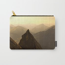 morning in mountain Carry-All Pouch
