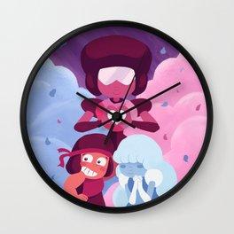 Made of Love Wall Clock