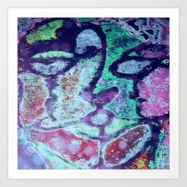 """Artful Tears"" Art Print"