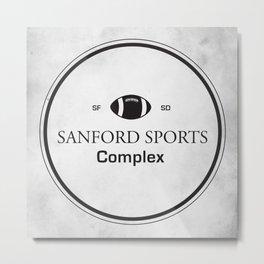 Sanford Sports Complex Metal Print