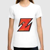 dbz T-shirts featuring DBZ by Bradley Bailey