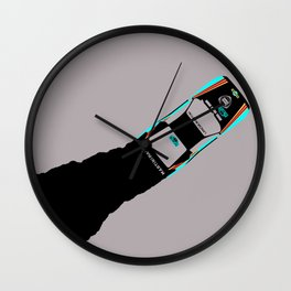 037 Wall Clock