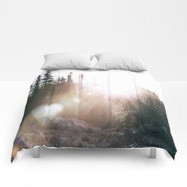 Sunny Forest III Comforters