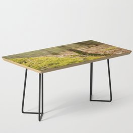 Mossy forest floor Coffee Table