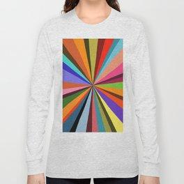 Technicolor dream 001 Long Sleeve T-shirt