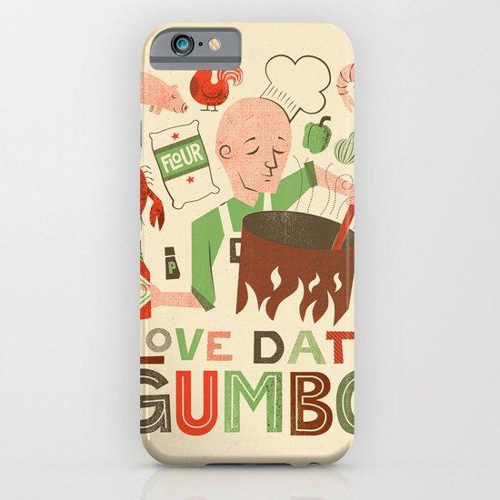 Love Dat Gumbo iPhone & iPod Case