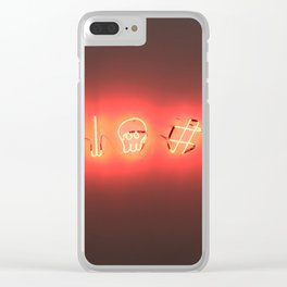 Explicit Clear iPhone Case