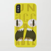 lemongrab iPhone & iPod Cases featuring Lemongrab Typography by Aaron Bowersock