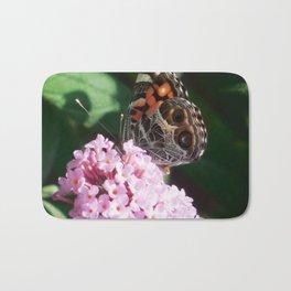 Butterfly 2 Bath Mat