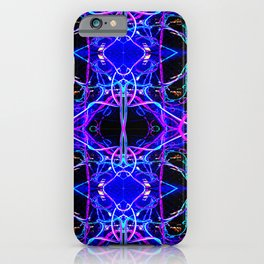Bright Lights and City Nights iPhone Case