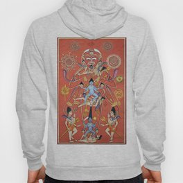 Hindu - Kali 7 Hoody