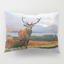 Rannoch, Scotland Pillow Sham