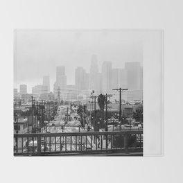 Angel City Throw Blanket