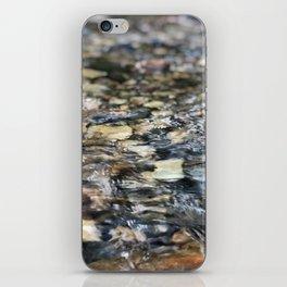 Pebble Creek iPhone Skin