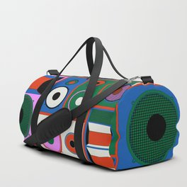 the only good system is the sound system Duffle Bag