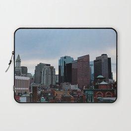 Beantown Cityscape Laptop Sleeve