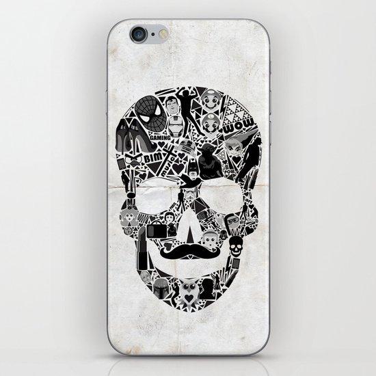 My Skull iPhone & iPod Skin