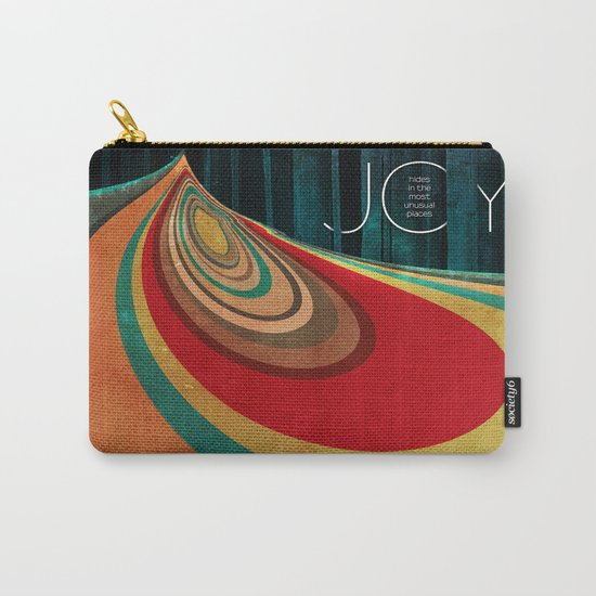 JOY... Carry-All Pouch