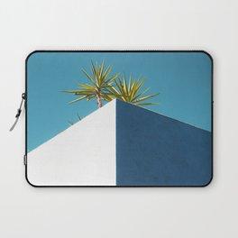 Cactus blue white Laptop Sleeve