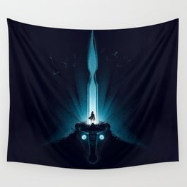 Wander and the Colossus Wall Tapestry