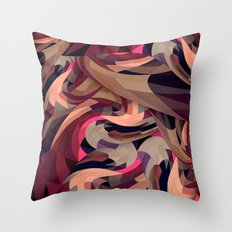 Safe Throw Pillow