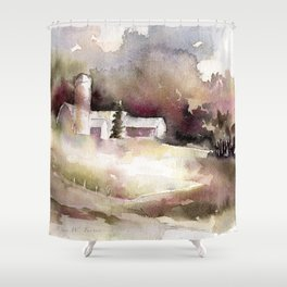 A Way of Life Shower Curtain