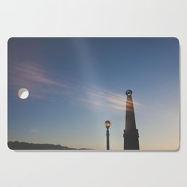Astronomers Monument Cutting Board