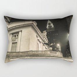 NYC Chrysler Building Rectangular Pillow