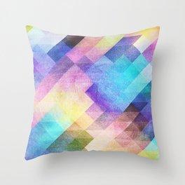 Pattern 10 Throw Pillow