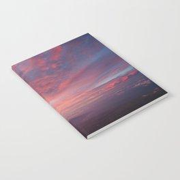 Haleakala Summit Sunset Notebook