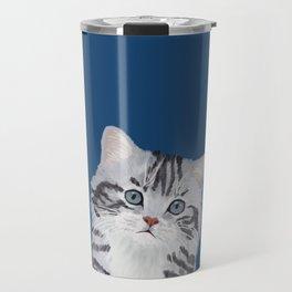 Baby Kitten Travel Mug