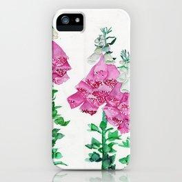 Feelin' Foxy iPhone Case