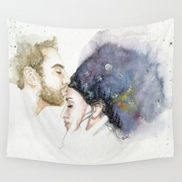 A Beautiful Mind Wall Tapestry