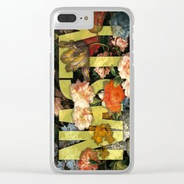 Nasty Clear iPhone Case