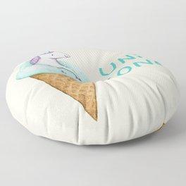 Unicone Floor Pillow