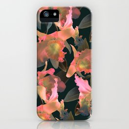 Sunset Orchid iPhone Case