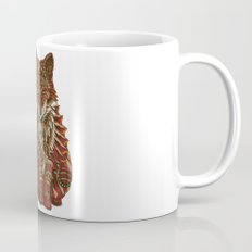 Red Fox (Color Version) Mug