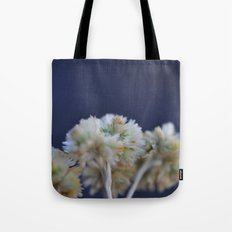 fluffy flower Tote Bag