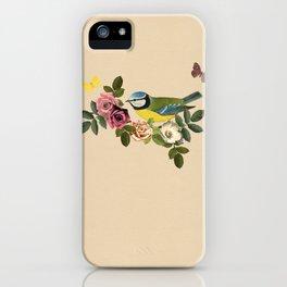 Song Bird 1 iPhone Case