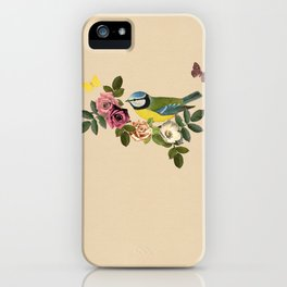 Song Bird 1 iPhone Case